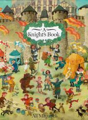 A KNIGHT'S BOOK by Ali Mitgutsch