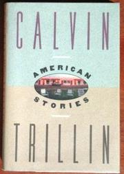 AMERICAN STORIES by Calvin Trillin
