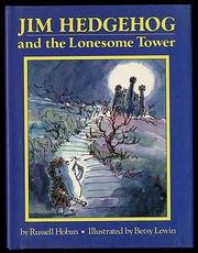 Cover art for JIM HEDGEHOG AND THE LONESOME TOWER