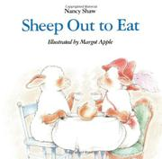 SHEEP OUT TO EAT by Nancy Shaw