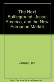 THE NEXT BATTLEGROUND by Tim Jackson