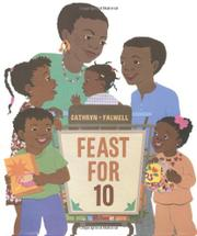 Cover art for FEAST FOR 10