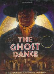 THE GHOST DANCE by Alice McLerran