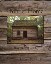 FRONTIER HOME by Raymond Bial