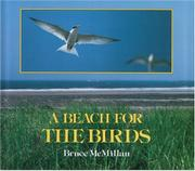 A BEACH FOR THE BIRDS by Bruce McMillan