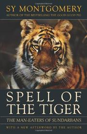 Book Cover for SPELL OF THE TIGER