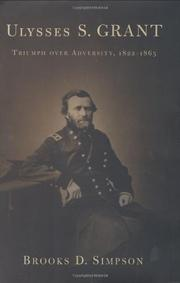 Book Cover for ULYSSES S. GRANT