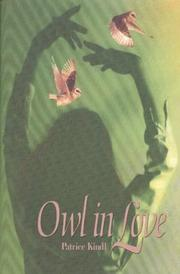 Cover art for OWL IN LOVE