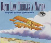 Cover art for RUTH LAW THRILLS A NATION