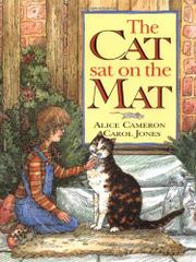 Cover art for THE CAT SAT ON THE MAT