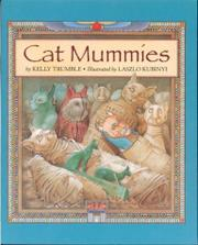 CAT MUMMIES by Kelly Trumble