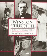 WINSTON CHURCHILL by John B. Severance