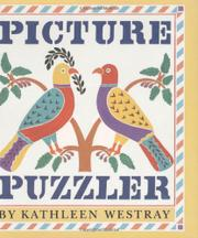 Book Cover for PICTURE PUZZLER