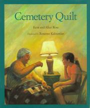 CEMETERY QUILT by Kent Ross