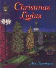 CHRISTMAS LIGHTS by Ann Fearrington