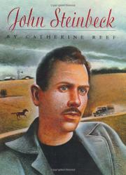 Cover art for JOHN STEINBECK