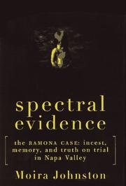 SPECTRAL EVIDENCE by Moira Johnston