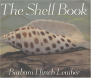THE SHELL BOOK by Barbara Hirsch  Lember