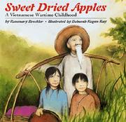 SWEET DRIED APPLES by Rosemary Breckler