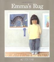 EMMA'S RUG by Allen Say