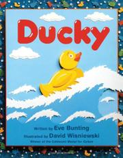 DUCKY by Eve Bunting