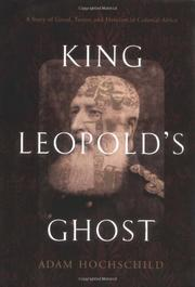 Cover art for KING LEOPOLD'S GHOST