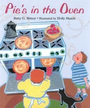 Cover art for PIE'S IN THE OVEN