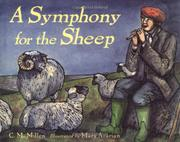 Book Cover for A SYMPHONY FOR THE SHEEP
