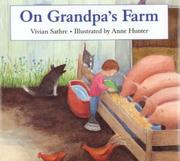 Book Cover for ON GRANDPA'S FARM