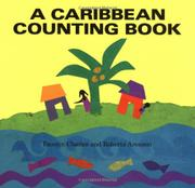 Cover art for A CARIBBEAN COUNTING BOOK