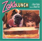 ZAK'S LUNCH by Margie Palantini