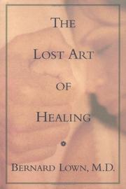 Cover art for THE LOST ART OF HEALING