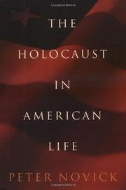 Cover art for THE HOLOCAUST IN AMERICAN LIFE