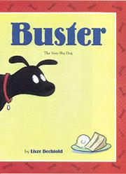 Cover art for BUSTER, THE VERY SHY DOG