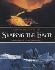 Cover art for SHAPING THE EARTH