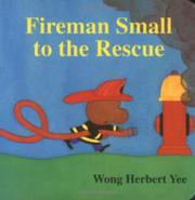 Cover art for FIREMAN SMALL TO THE RESCUE
