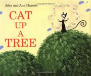 Book Cover for CAT UP A TREE