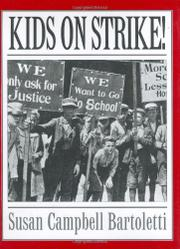 Book Cover for KIDS ON STRIKE!