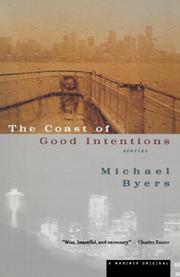 Cover art for THE COAST OF GOOD INTENTIONS