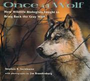 ONCE A WOLF by Stephen R. Swinburne
