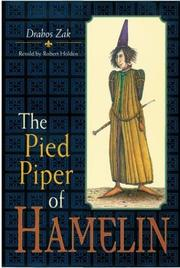 THE PIED PIPER OF HAMELIN by Robert Holden