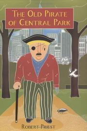 Book Cover for THE OLD PIRATE OF CENTRAL PARK