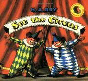 Cover art for SEE THE CIRCUS