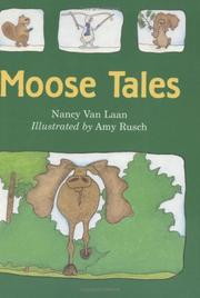 MOOSE TALES by Nancy van Laan