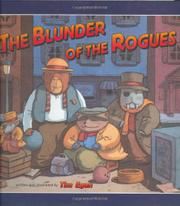 Cover art for THE BLUNDER OF THE ROGUES