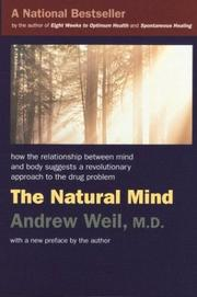 Cover art for THE NATURAL MIND
