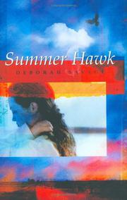 SUMMER HAWK by Deborah Savage