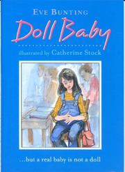 DOLL BABY by Eve Bunting