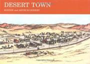 DESERT TOWN by Bonnie Geisert