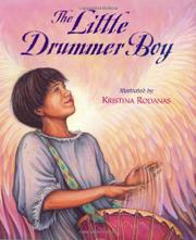 Cover art for THE LITTLE DRUMMER BOY